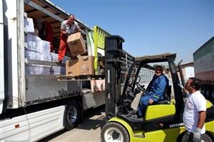 ارسال ماشین آلات و تجهیزات خدمات شهری به نجف و کربلا