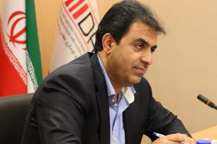 خدادادغریب پور رئیس سازمان ایمیدرو