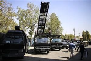 توسعه  تجهیزات پلیس با استفاده از فناوری های نوین