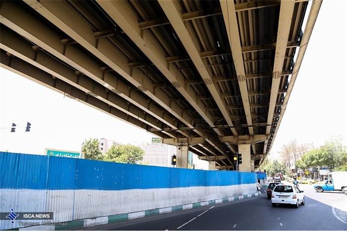 خداحافظی با اولین پل تهران
