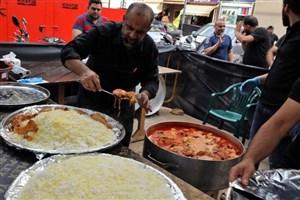 جزئیات خدمات رسانی به زائران اربعین/ توزیع غذای گرم میان زائران