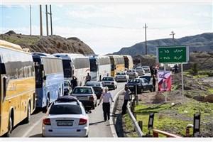 محدودیت ترافیکی ایام اربعین تا 4 آبان/ ممنوعیت تردد کامیون و تاکسی شهری
