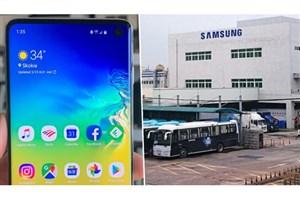 سامسونگ یک کارخانه تلفن هوشمند دیگر را تعطیل کرد