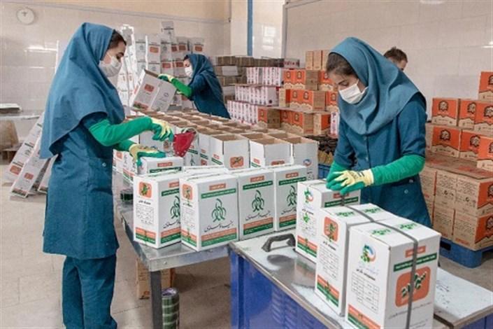 توزیع 4 میلیون سبد غذایی میان مادران باردار