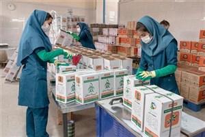 توزیع 4 میلیون سبد غذایی میان مادران باردار مناطق محروم کشور
