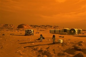 باید مریخ را به میکروب آلوده کنیم