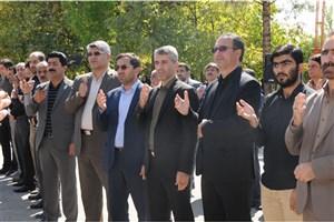 موکب منتظران ظهور به همت بسیج کارکنان واحد خرم آباد راه اندازی شد
