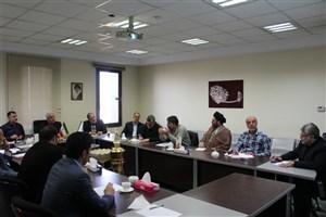 جلسه هم اندیشی همایش اعتلای ورزش در گام دوم انقلاب برگزار شد