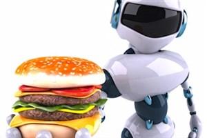 جولان ربات آشپز در دبی+فیلم