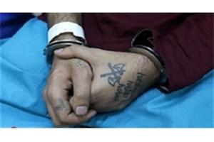 دستگیری سارق حرفهای با ۴۰ فقره سرقت