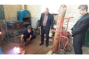 راه اندازی خط تولید فلزات گرانبها لجن مس در دانشگاه آزاد کرج
