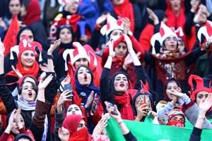 نظر فرمانده یگان ویژه ناجا در مورد حضور زنان در استادیوم