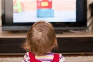 تماشای تلویزیون برای اطفال زیر 18 ماه ممنوع
