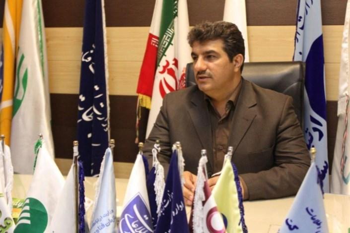 شهریار بهنیا مدیرکل ارتباطات و فناوری اطلاعات استان کرمانشاه