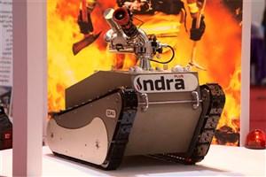 تجاریسازی رباتهای آتشنشان و امدادگر واحد قزوین/ ربات اتوماسیون جمعآوری و دفن زباله آپارتمانهای مدرن طراحی شد