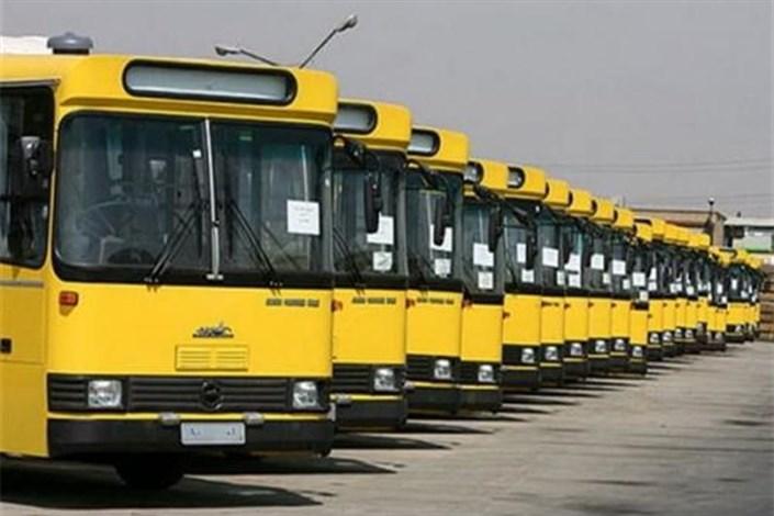 100 اتوبوس برای انتقال زنان به ورزشگاه