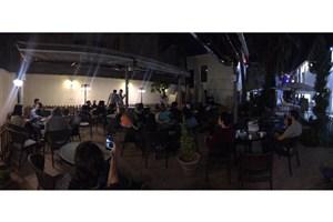 شاهنامهخوانی در کافههای پهنه رودکی