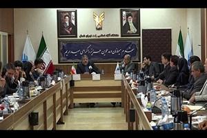 برگزاری نشست «هوشمندسازی و دفاع سایبری از زیر ساختهای اساسی و عمده کشور» در واحد تهران شمال