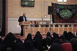 مراسم بدرقه زائران  دانشگاه آزاد اسلامی  استان قزوین