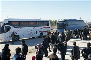 بازگشت ۲۷۴ هزار زائر در ۲۴ ساعت گذشته/ استقرار اتوبوسهای ایرانی در شهرهای زیارتی عراق