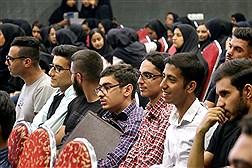 آیین  استقبال از دانشجویان ورودی جدیددانشگاه آزاد اسلامی  واحد سمنان