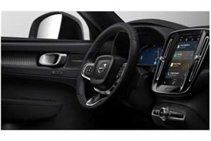 اتومبیل الکتریکی ولوو بروزرسانی Android را دریافت می کند