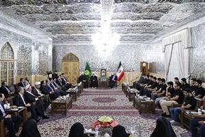 پیروزی تیم رباتیک دانشگاه آزاد در رقابتهای بینالمللی موفقیت ملت ایران است