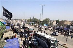 وضعیت ترافیکی مرزها به حالت عادی بازگشت
