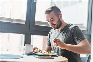 """""""غذا خوردن آگاهانه، رمز موفقیت کاهش وزن"""""""
