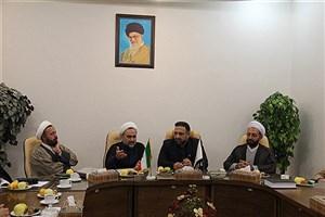 دفتر نهاد نمایندگی مقام معظم رهبری در دانشگاه آزاد اسلامی واحد اسلامشهر افتتاح شد