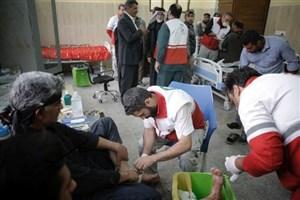 65 هزار زائر اربعین  خدمات درمانی دریافت کردند
