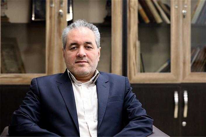 اسماعیل رادکانی مشاور وزیر ارتباطات در امور تأمین و بهبود ارتباطات مناسبتهای مذهبی، ملی و منطقهای