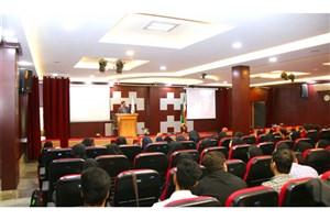 رشد دانشجویان باعث رشد و بالندگی مجموعه دانشگاهی است