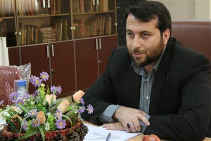 حامد نظر نیا مدیر کل بازرسی منطقه 5 دانشگاه آزاد اسلامی درگذشت
