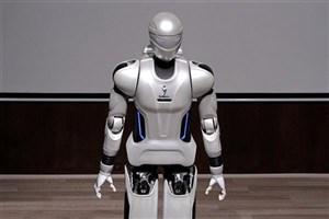 ربات انساننمای سورنا 4 نماد پیشرفت ایران در حوزه رباتیک