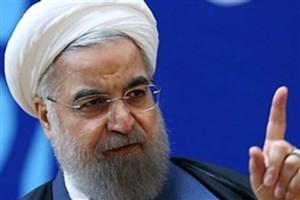 روحانی: طرح ترامپ «منفورترین طرح قرن» است