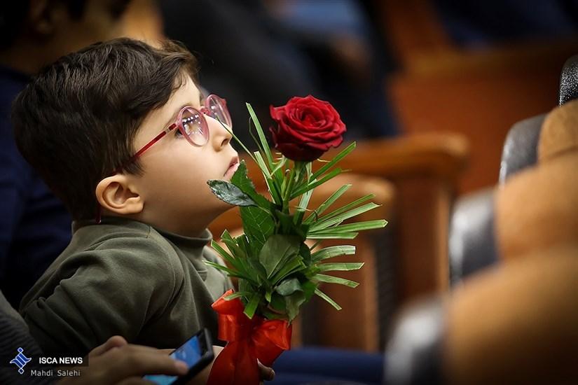 مراسم گرامیداشت روزعصای سفید در مجتمع نابینایان شهید محبی