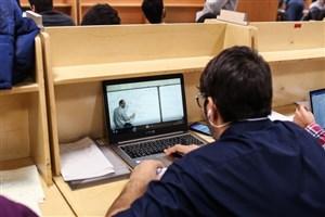 برگزاری آزمون آنلاین در سامانه آموزش مجازی نشریات دانشجویی