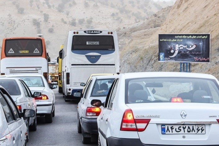 ترافیک جاده های مرزی