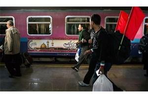 فروش 460 هزار بلیت قطار در ایام اربعین
