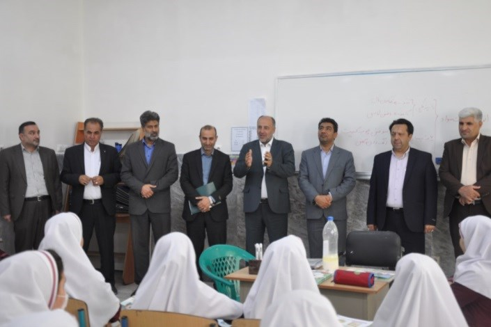 رشد ۴۰ درصدی جذب دانشجو در دانشگاه آزاد اسلامی واحد ساوه