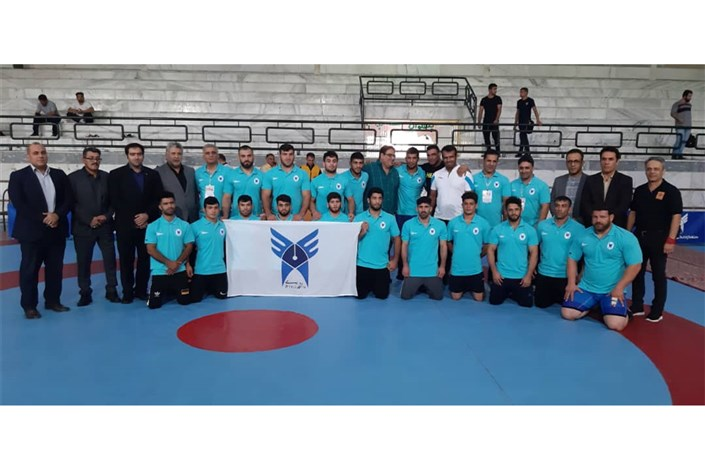 تیم کشتی فرنگی