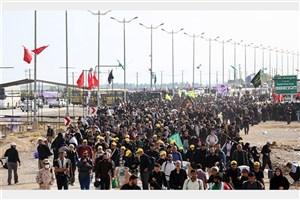 یک میلیون و 200 هزار زائر اربعین به کشور برگشتند
