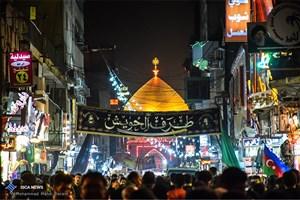 برپایی ۵۰ چادر برای اسکان زائران در نجف توسط سازمان بهشت زهرا(س)