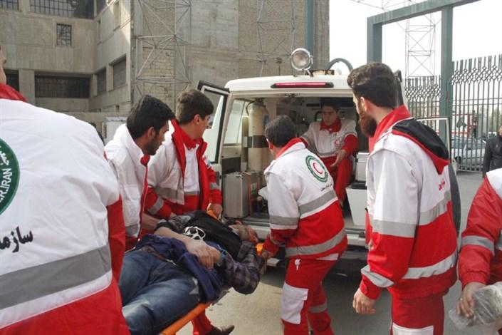 انتقال ۳۵۲ زائر ایرانی مصدوم از عراق