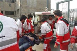 انتقال ۳۵۲ زائر ایرانی مصدوم از عراق به ایران