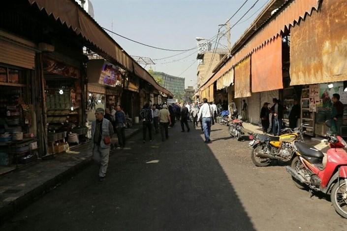 بازارچه شهرستانی پس از 30 سال ساماندهی شد