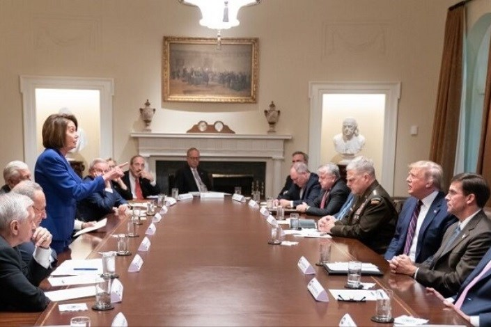 سایه تعمیق اختلافات بر آسمان کنگره و کاخ سفید