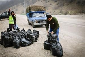 حضور ۱۲۰۰ نیروی داوطلب شهرداری تهران برای پاکسازی مسیر نجف تا کربلا