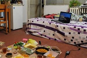 دانشجویان دانشگاه آزاد اسلامی زیر سقف خوابگاههای متأهلی